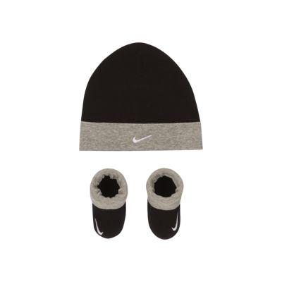 6092f06f6 Nike Swoosh Baby Hat & Booties 2-Piece Set