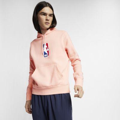 Skatehuvtröja Nike SB x NBA Icon för män