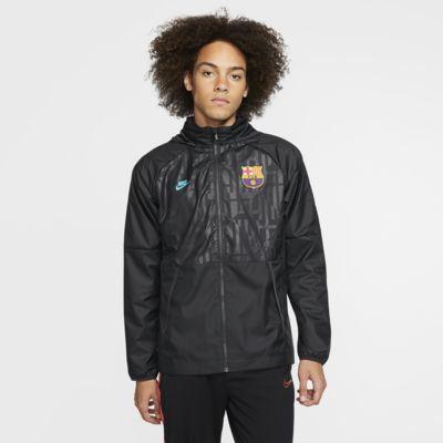 FC Barcelona-fodboldjakke til mænd