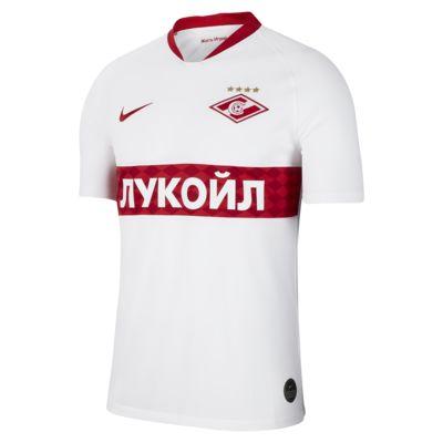 Spartak Moscow 2019/20 Stadium Away-fodboldtrøje til mænd