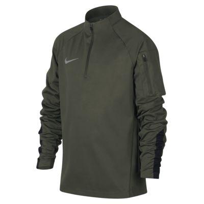 Haut d'entraînement de football Nike Shield Squad pour Garçon plus âgé