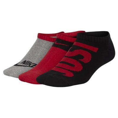 Nike Performance Lightweight Low Kids' Training Socks (3 Pairs)