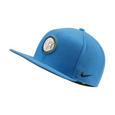 Ρυθμιζόμενο καπέλο Inter Milan