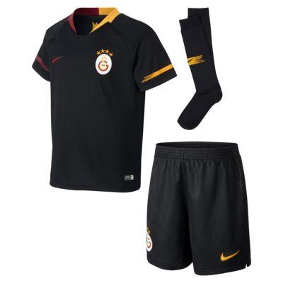 Kit de fútbol para niños talla pequeña de visitante Stadium del Galatasaray S.K. 2018/19