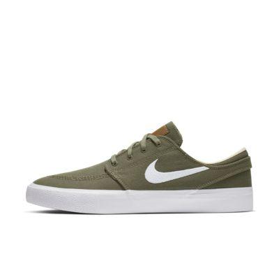 รองเท้าสเก็ตบอร์ด Nike SB Zoom Janoski Canvas RM