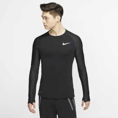 Nike Pro Men's Long-Sleeve Training Top