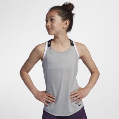 Nike Dri-FIT Older Kids' (Girls') Training Tank Top