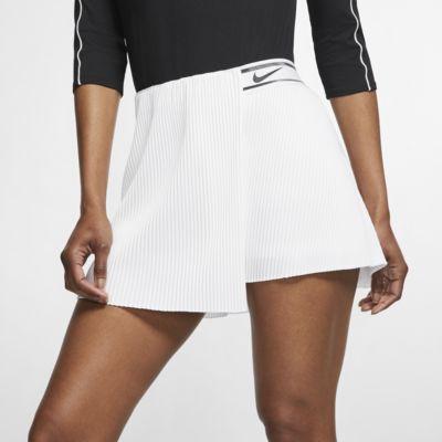 NikeCourt Slam-tennisnederdel til kvinder