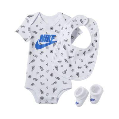 Nike Conjunto de tres piezas - Bebé (0-9 M)