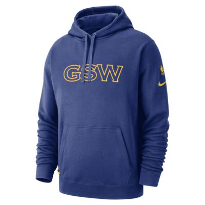Golden State Warriors Nike Men's NBA Hoodie