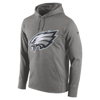Ανδρική μπλούζα με κουκούλα Nike Circuit Logo Essential (NFL Eagles)