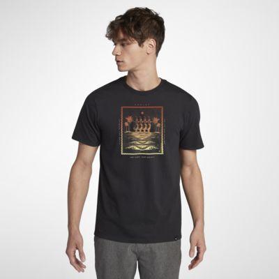 Hurley Premium Beach Punk Men's T-Shirt