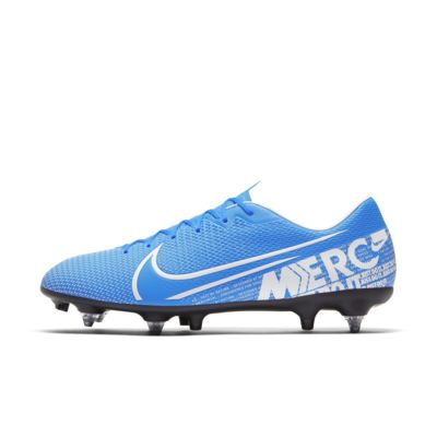 Chaussure de football à crampons pour terrain gras Nike Mercurial Vapor 13 Academy SG-PRO Anti-Clog Traction