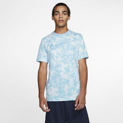 T-shirt de basquetebol estampada Nike Dri-FIT para homem
