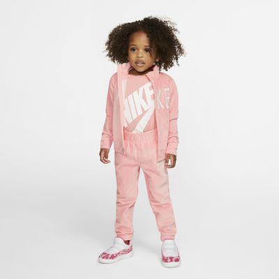 Nike Sportswear Toddler Velour Tracksuit