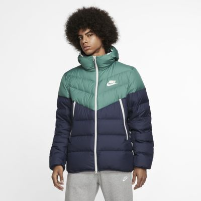 Dunjacka med huva Nike Sportswear Windrunner Down Fill för män