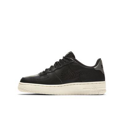 Nike Air Force 1 Premium Embroidered Schuh für ältere Kinder