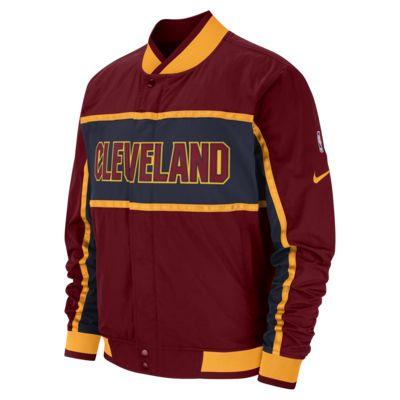 Cleveland Cavaliers Nike Courtside NBA-Jacke für Herren