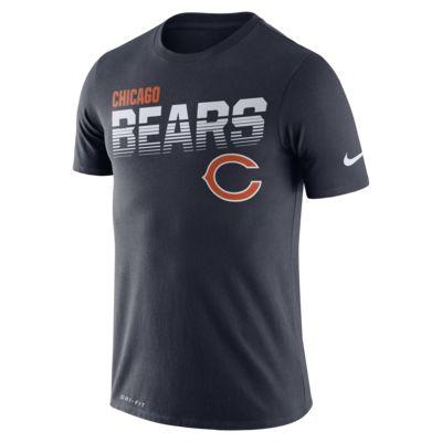 Tee-shirt à manches courtes Nike Legend (NFL Bears) pour Homme