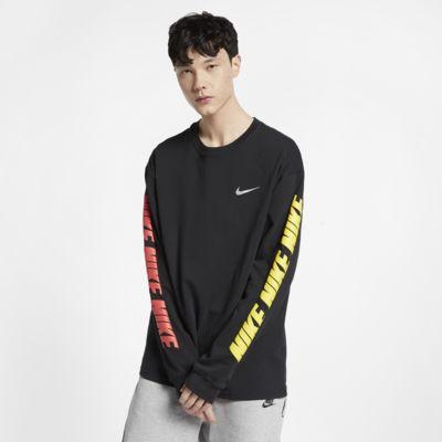 T-shirt a manica lunga Nike