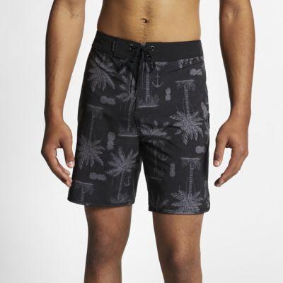 "Hurley Phantom Asylum  Men's 18"" Board Shorts"