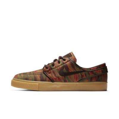 Nike SB Zoom Stefan Janoski Canvas Premium Zapatillas de skateboard - Hombre