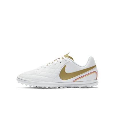 Nike Jr TiempoX Legend VII Club 10R Younger/Older Kids' Turf Football Shoe