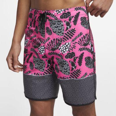 Shorts de playa de 46 cm para hombre Hurley Phantom JW Nola