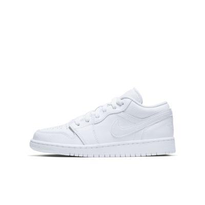 Кроссовки для школьников Air Jordan 1 Low