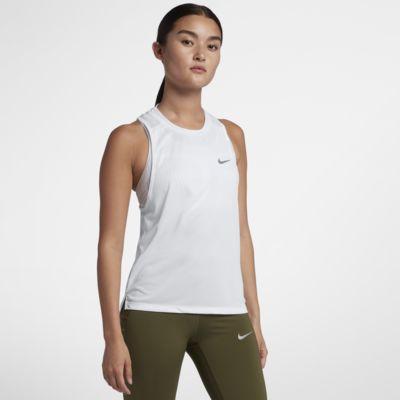 Camiseta de tirantes de running para mujer Nike Miler