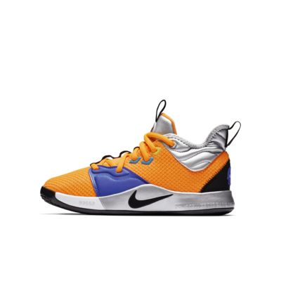 PG 3 NASA Big Kids' Basketball Shoe