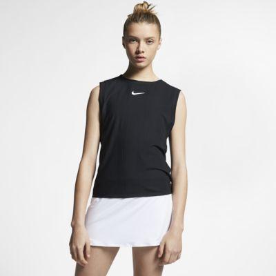 Damska koszulka do tenisa bez rękawów NikeCourt Dri-FIT Maria
