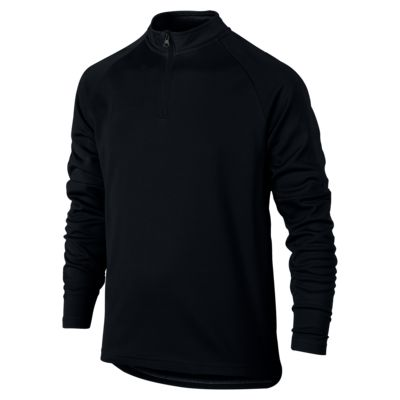Nike Dri-FIT fotballtreningsoverdel for store barn