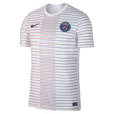 巴黎圣日耳曼 Nike Dri-FIT 男子短袖足球上衣