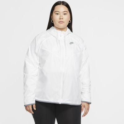 Jacka Nike Sportswear Windrunner för kvinnor (Plus Size)