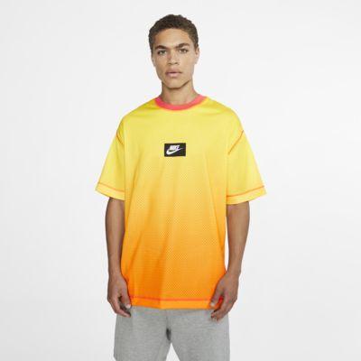 Haut en mesh à manches courtes Nike Sportswear pour Homme