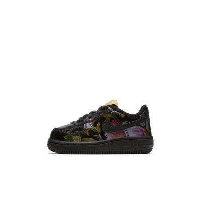 Blommig sko Nike Force 1 LXX för baby/små barn