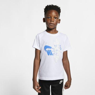 Tričko Jordan Sportswear Wings pro malé děti