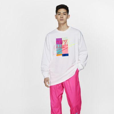 ナイキ x アトモス メンズ ロングスリーブ Tシャツ