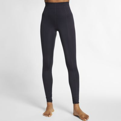 กางเกงรัดรูปเทรนนิ่งเอวสูงผู้หญิง Nike Studio