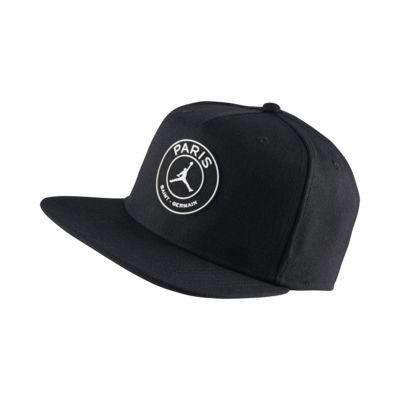 Paris Saint-Germain Pro Adjustable Hat. Nike.com GB 4ae514411f04