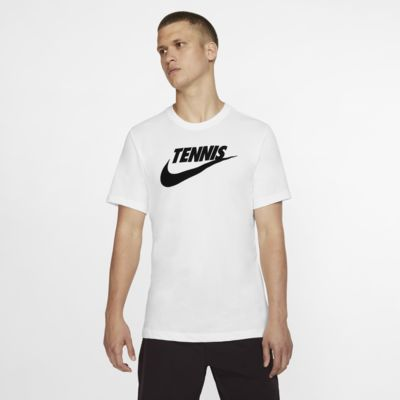 NikeCourt Dri-FIT Tennisshirt met graphic voor heren