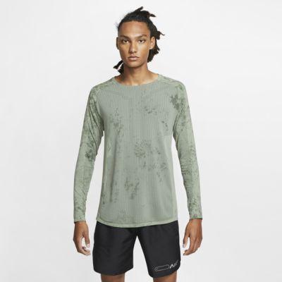 Camisola de running de manga comprida Nike Tech Pack para homem