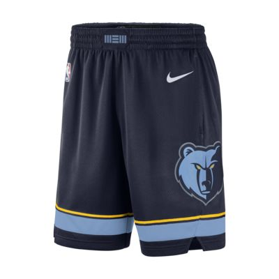 Memphis Grizzlies Icon Edition Swingman NBA-shorts för män