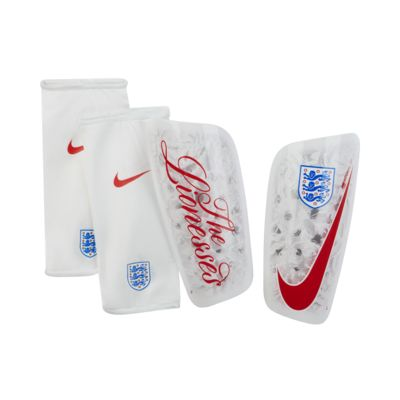 Protecciones para pierna de fútbol England Mercurial Lite