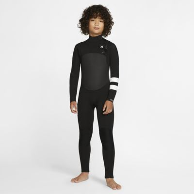 Våtdräkt Hurley Advantage Plus 4/3 mm Fullsuit för barn