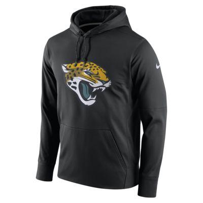 Nike Dri-FIT (NFL Jaguars)-hættetrøje til mænd