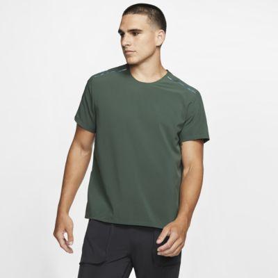 Pánské běžecké tričko s krátkým rukávem Nike
