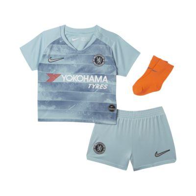 2018/19 Chelsea FC Stadium Third Fußballtrikot-Set für Kleinkinder