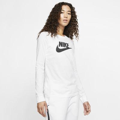 Tee-shirt à manches longues Nike Sportswear pour Femme
